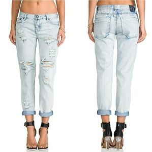 One Teaspoon // Awesome Baggies Jeans in Fiasco